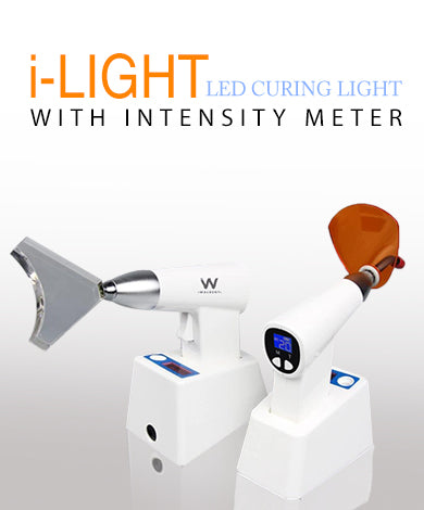 Waldent i-LIGHT LED Curing Light with Photometer