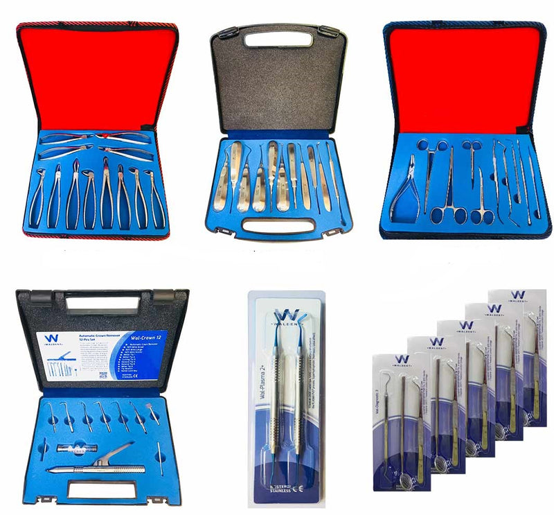 Waldent Dental Clinic Setup Instrument Package