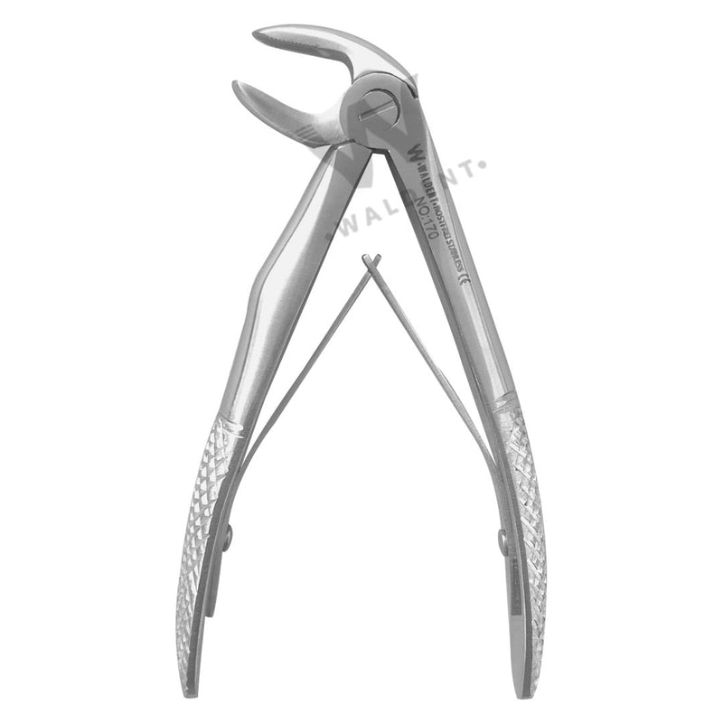 Waldent Pedo Extraction Forceps Kit Set of 7