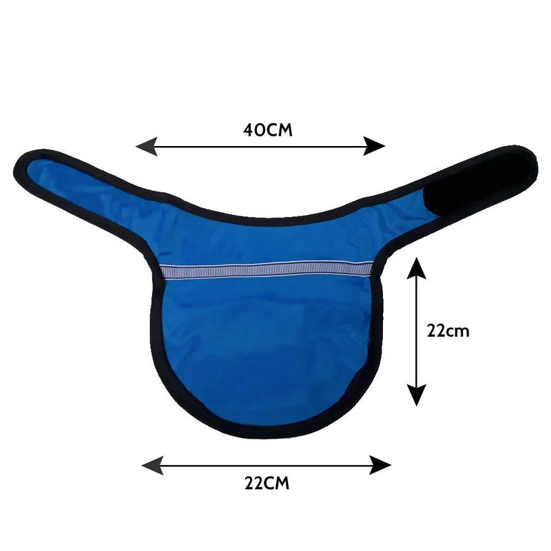 Waldent Dental Lead Apron + Thyroid Shield Collar Combo