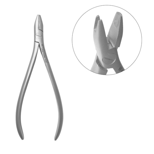 Waldent Orthodontic V Bend Forming Pliers 10/109