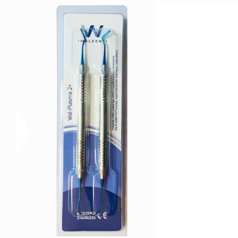 Waldent Plasma+ Composite Instrument Kit of 2