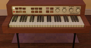Chorda-Keys (one 5th of the Vintage Keys Collection)