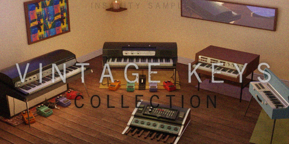 The Vintage Keys Collection