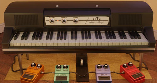 LiTz - Electric Keys (one 5th of the Vintage Keys Collection)