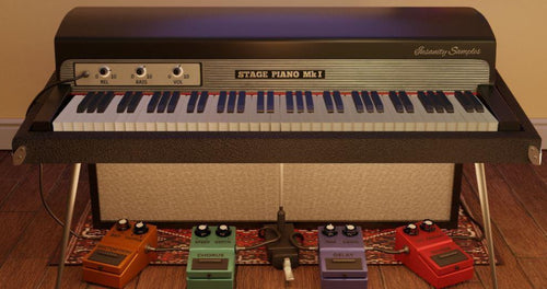 Stage Piano Mk1 (one 5th of the Vintage Keys Collection)