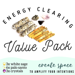 Energy Clearing Kit - Value Pack!