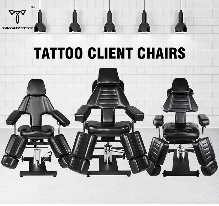 Tattoo chair recommended by the Tatartist