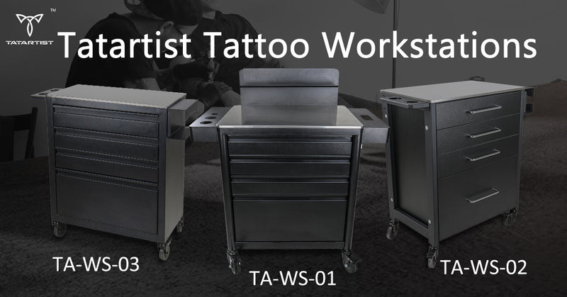 soul tattoo workstations