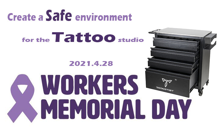 Workers' Memorial Day - Safety Tattoo