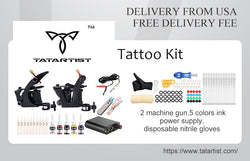 How many tattoo pens does a tattoo artist need?