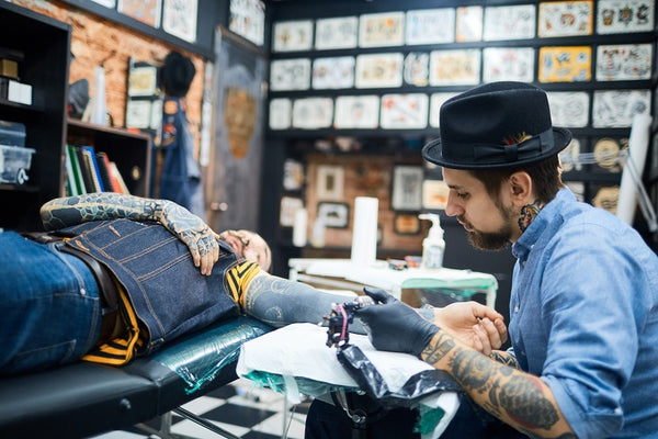 4 tips to reduce the risk of tattoo infection