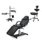 Tattoo Studio Furniture Packages - Hydraulic Tattoo Client chair | Tattoo Artist Chair | Tattoo Workstation