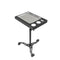 Portable Rolling Tattoo Workstation Stainiess Steel Tattoo Ink Tray Table TA-TW-16