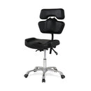 Ergonomic Hydralic Portable Black Tattooist Chair For Tattoo Shop TA-AC-07