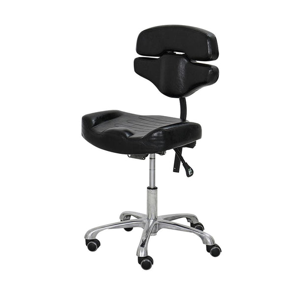 ergonomic adjustable  tattoo artist chair comfortable tattoo stool equipment