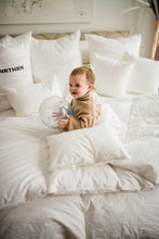 Load image into Gallery viewer, Hypoallergenic Crib Duvet & Pillow