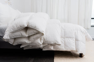 Classic 680-Fill-Power European Duck Duvets