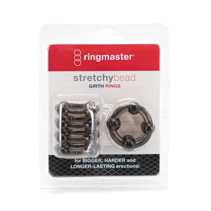 RingMaster Stretchy Bead Girth Rings