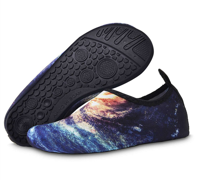Unisex Water Shoes-Starry Sky