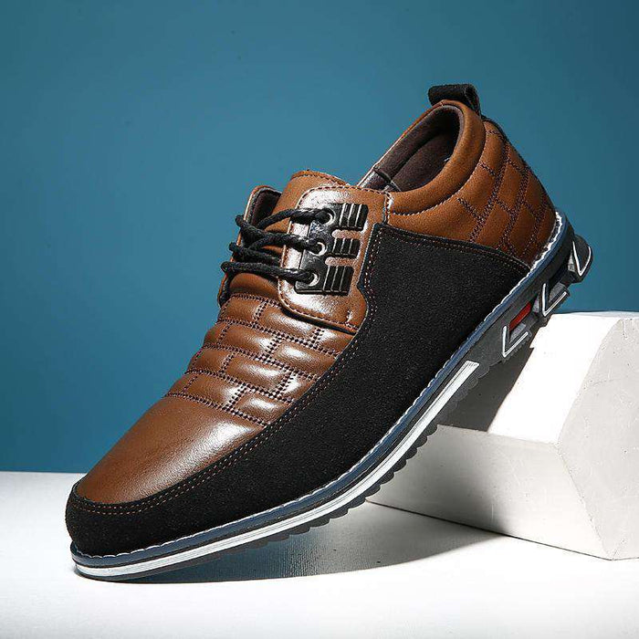 Men's Leather Business Soft Oxfords