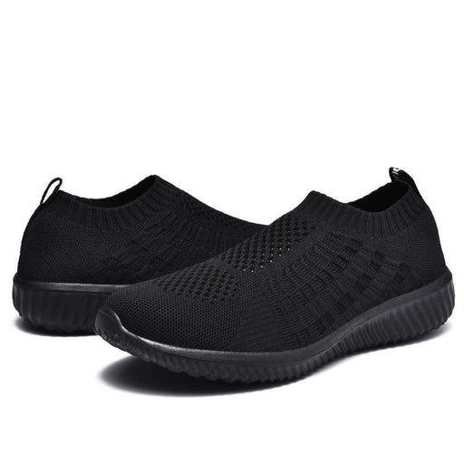 Konholl Women's Slip-on Walking Shoes