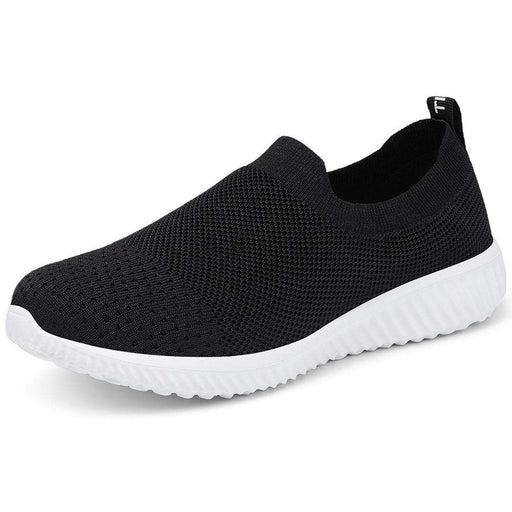 Konhill Men's Slip-on Walking Shoes-NK
