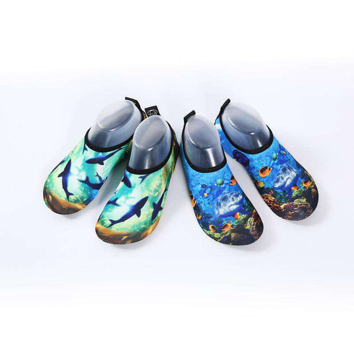 Unisex Water Shoes-Undersea