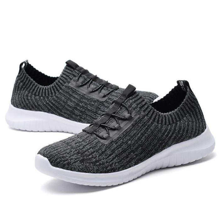 Konholl Men's Knitted Sneaker-BL