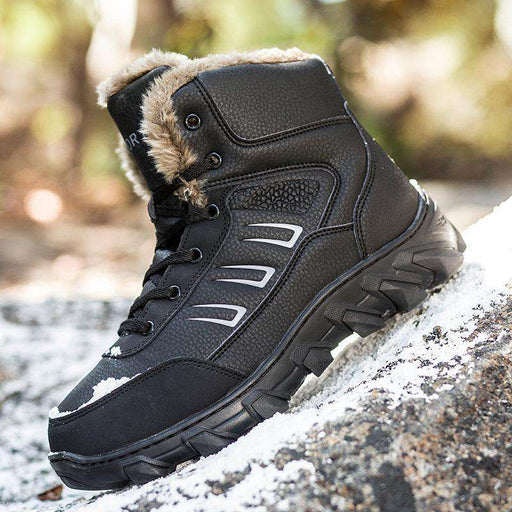 Men's Waterproof Snow Boots