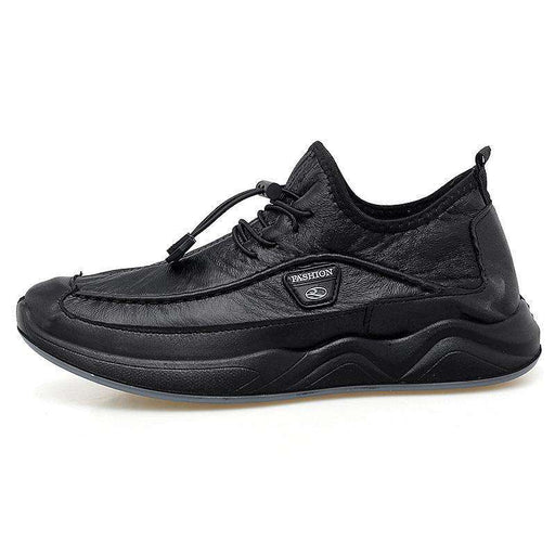 Tiosebon Men's Leather Sneakers