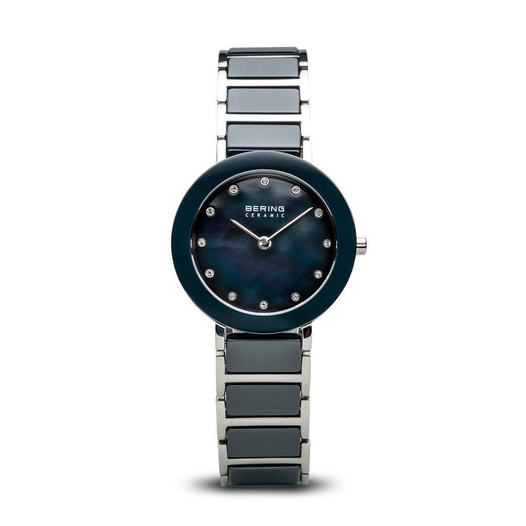 Bering - Ceramic / Stainless Steel Case Watch