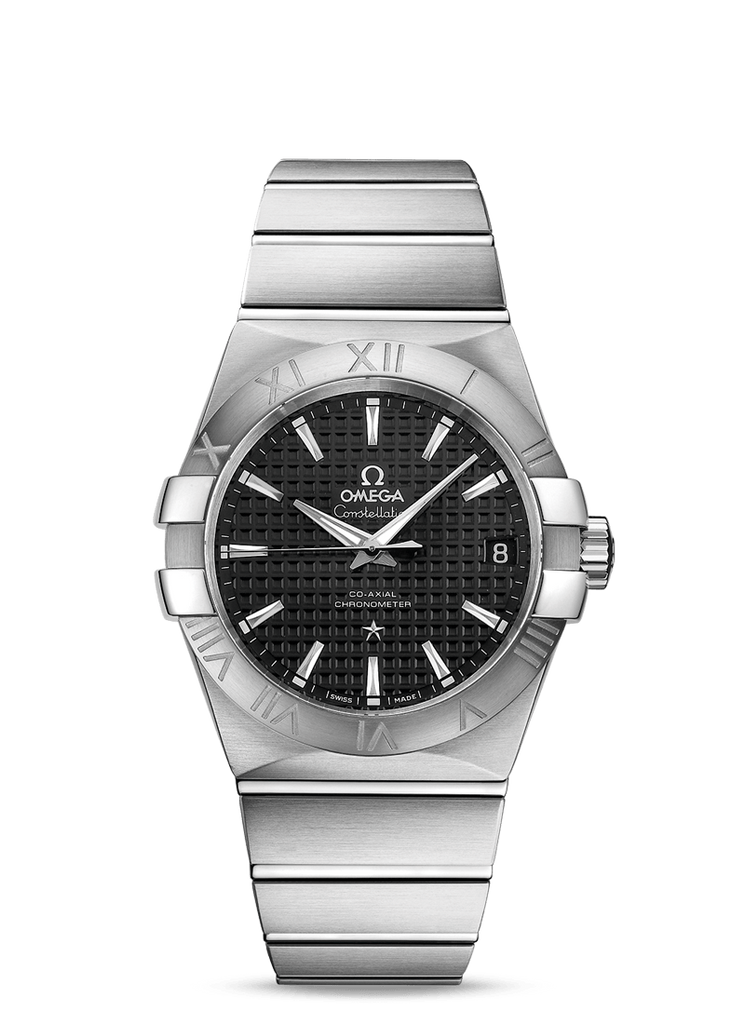 Omega, Constellation Co-Axial 38mm Watch 123.10.38.21.01.002