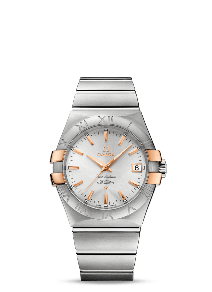 Omega, Constellation Co-Axial 35mm Watch 123.20.35.20.02.003