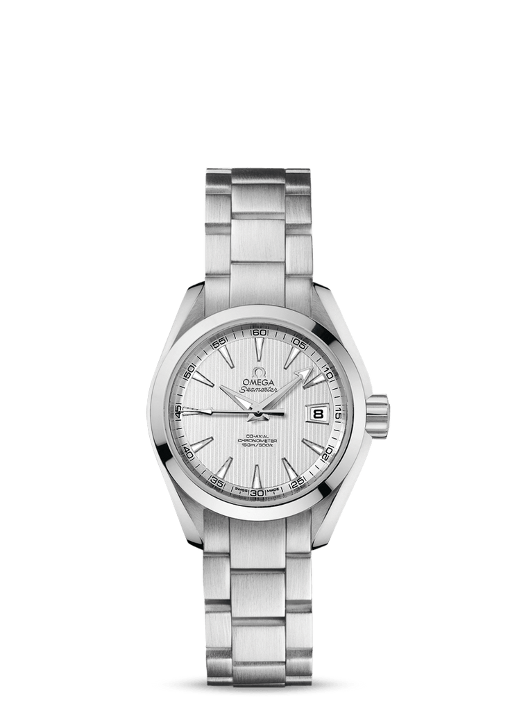 Omega, Seamaster Aqua Terra 150m Co-Axial 30mm Watch 231.10.30.20.02.001