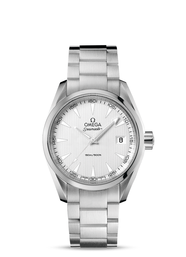 Omega, Seamaster, Aqua Terra, 150m, Quartz, 38.5mm Watch 231.10.39.60.02.001