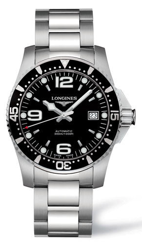 Longines Gents HydroConquest Watch L3.642.4.56.6