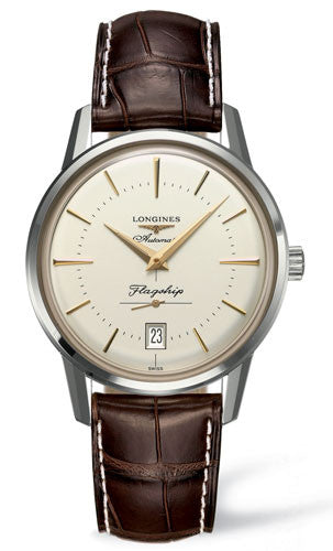 Longines Gents 'Flagship' Watch