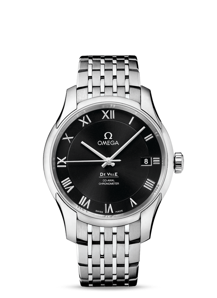 Omega, De Ville Co-Axial 41mm Watch 431.10.41.21.01.001