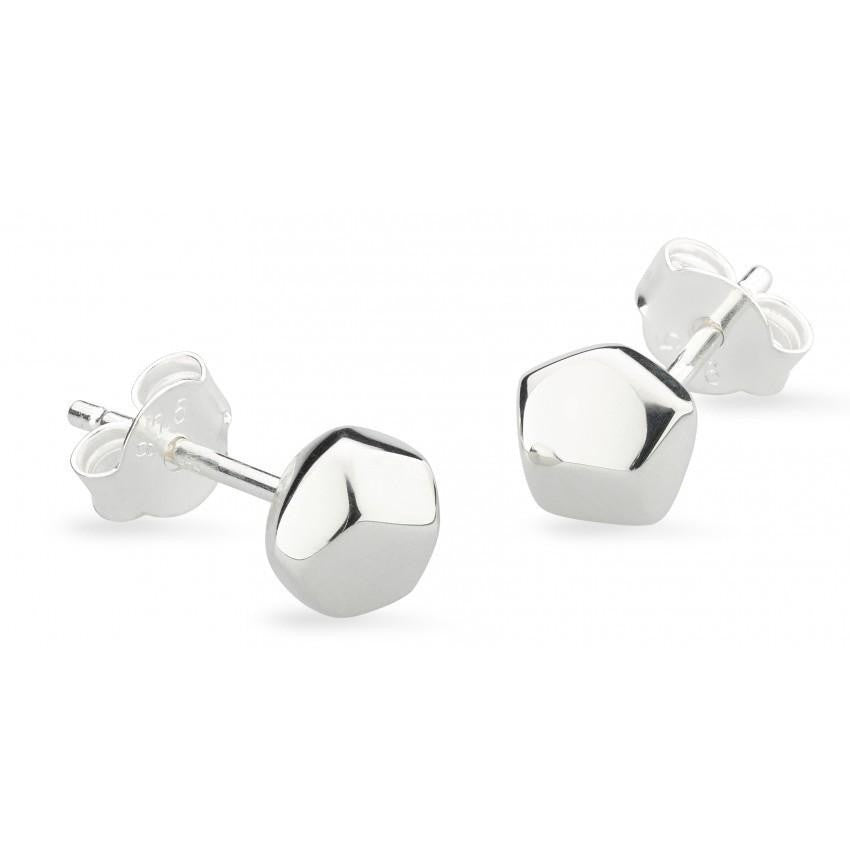 Kit Heath - Coast Rokk, Sterling Silver Stud Earrings