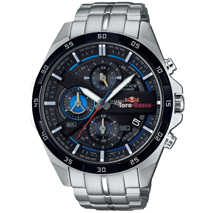 Casio - Edifice, Limited Edition, Stainless Steel Chronograph Watch