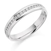 The Raphael Collection - Half Eternity Ring, Diamond Set - 0.25ct.