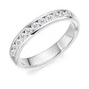 The Raphael Collection - Half Eternity Ring, Diamond Set - 0.40ct.