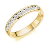The Raphael Collection - Half Eternity Ring, Diamond Set - 0.45ct.