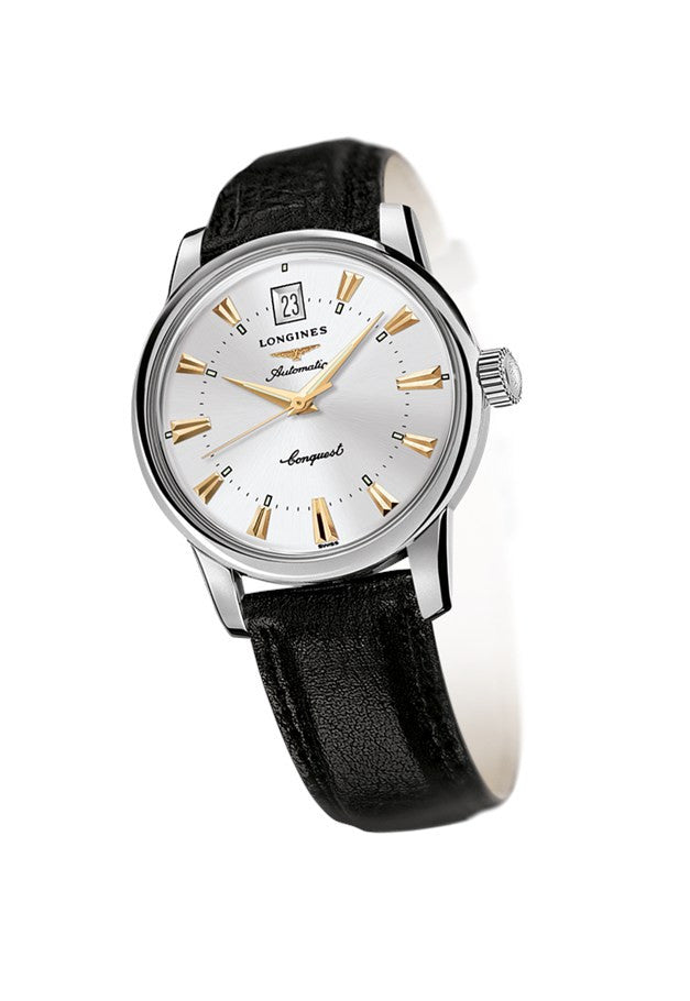 Longines Gents Conquest Heritage Watch L1.611.4.75.2