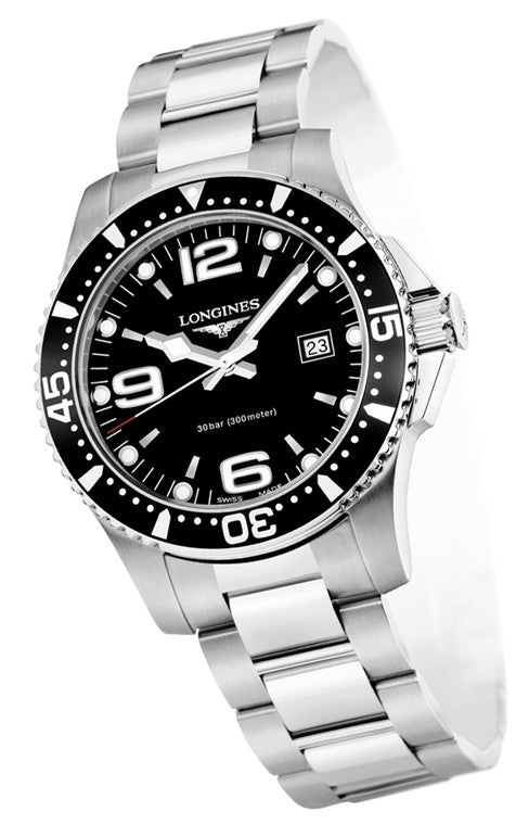 Longines HydroConquest Watch L3.640.4.56.6