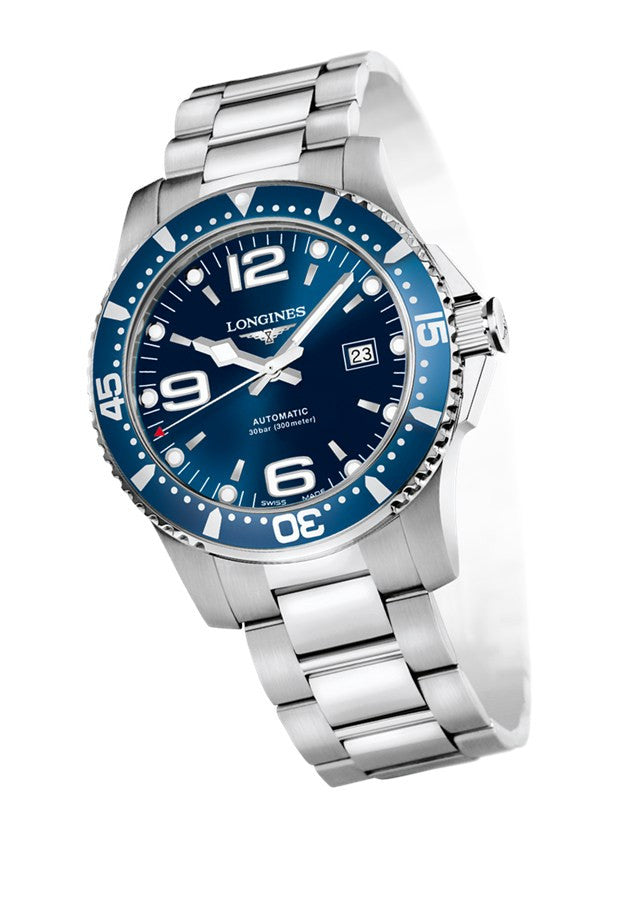 Longines HydroConquest Watch L3.642.4.96.6
