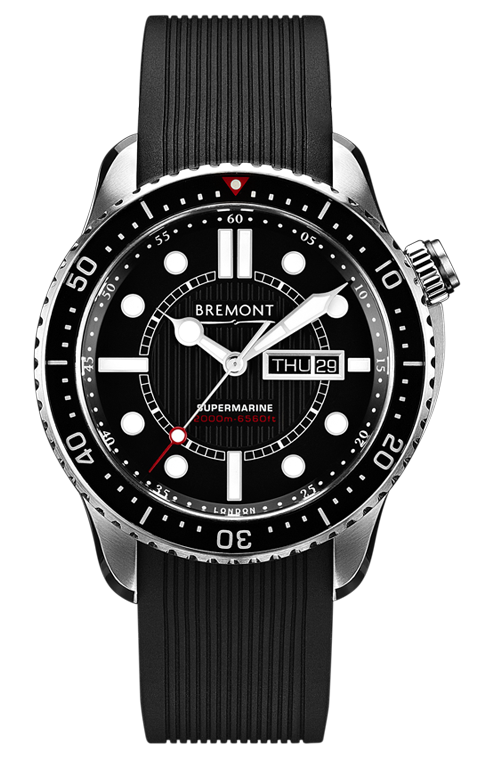 Bremont - Submarine S2000/BK Watch