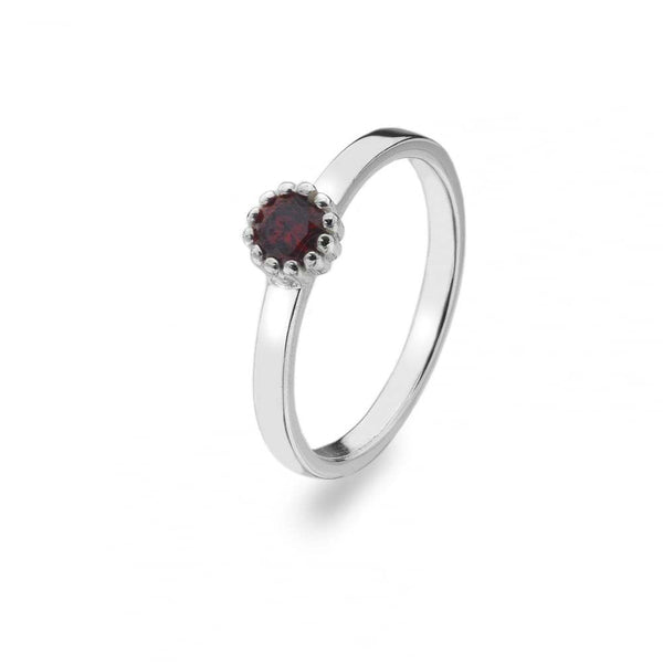Virtue - January Birthstone Ring