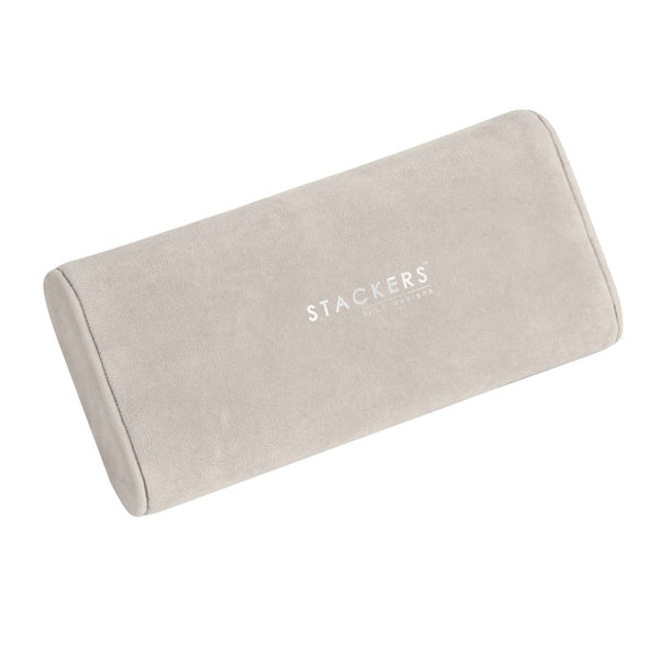 Stackers - Stone Velvet Bracelet / Watch Pad Jewellery Box Accessory